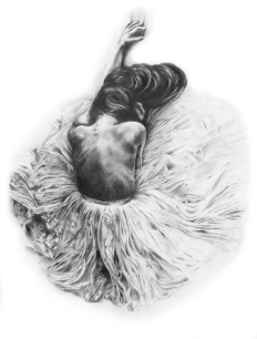Lutte, a 29 hour journey in drawing