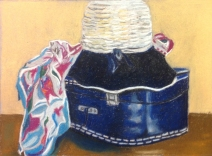 Barbara Soft Pastel Still Life